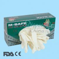 Medical Disposable Latex Examination Gloves Manufactures