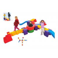 Anti Static Indoor Playground Equipment For Preschool Anti UV Manufactures