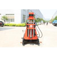 XY-4-3A Rotary Engineering Drilling Rig Reverse Circulation , Ground Drilling Machine Manufactures