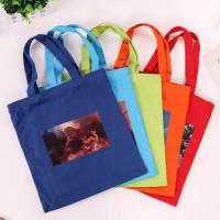 China Economical Personalized Non Woven Bags , Travel Non Woven Laminated Tote Bags on sale