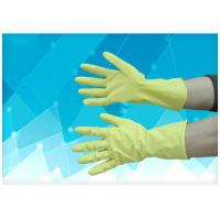 China Sanitary Inspection Surgical Hand Gloves No Chemical Residue Powder Free on sale
