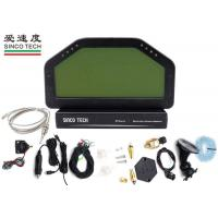 Combination Electronic Automotive Gauges , Custom Digital Dashboards For Cars Manufactures