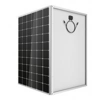 300W Mono Black Solar Panels , Mono Black Solar Panels 10 Years Warranty Manufactures