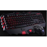 Buy cheap Environmental Aula 889+928 Wired Gaming Keyboard And Mouse Combo Humanization from wholesalers