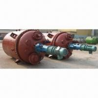Glass Line Reactors with Motor, Anti-corrosion, Withstand pressure Manufactures