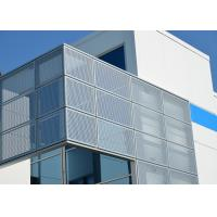 Attractive Decorative Perforated Metal Uniform Sound Abatement Easy Cleaning Manufactures