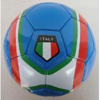 World Cup Soccer Ball, PVC Leather Machine-Sewn Soccerball Size 5 Manufactures