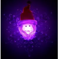 Acrylic novelty suction Xmas Lighting in the window  : Manufactures