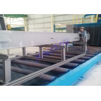 Surface Burnishing Alloy Wheel Cleaning Machine , Auto Blasting Machine  With Continuous Belt Manufactures