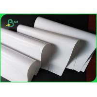 One Side Glossy Coated Paper 80 GSM Labels For Flexible Packaging Manufactures