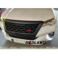 Toyota Tundra Trd Grill Auto Body Parts , Toyota Fortuner Matte Black Grill 2016 for sale