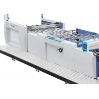 China Industrial PET Lamination Machine With Auto Cutter CE / ISO Certification on sale