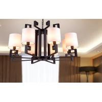China Chinese Style LED Chandelier Lights 460 * 600mm 8 / 3 Heads For Bedroom on sale