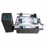 Simulating Transportation Vibration Testing Equipment / Vibration Analyzer 100-300RPM Speed Manufactures