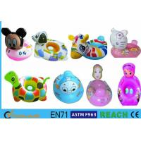 Lifelike Shaped Baby Swimming Ring Safe Seating Design Float Infant Seat Boat Manufactures