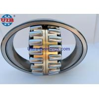 Double Row Sealed Spherical Steel Roller Bearing 50*90*23mm For Industrial Blower Manufactures