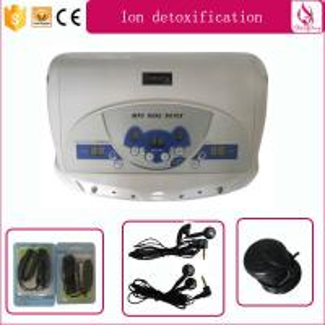 Dual System Detoxification Ion Detox Foot Spa Beauty Machine LS-I601 Manufactures