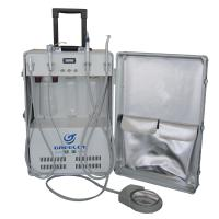 China Best Portable Dental Unit with Oil Free Compressor on sale