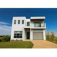 China Light Steel Structured Pre Engineered Steel Homes Earthquake Proof For Residence on sale