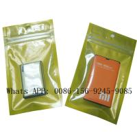 Three Side Sealed Anti Static Bag , Moisture Barrier Bags Environment Friendly Manufactures