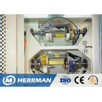 China Double Layer Triple Signal Cable Buncher , Wire And Cable Machinery 1800rpm on sale