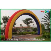Rainbow Inflatable Arch Manufactures