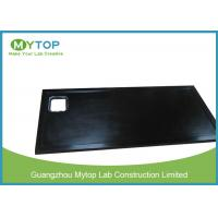 China Anti - Bacteria Epoxy Resin Worktop Countertops For Chemical Fume Cupboard on sale