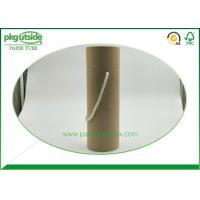 High End Kraft Paper Tube Box Well - Sealing Food Grade Durable For Coffee Packaging Manufactures