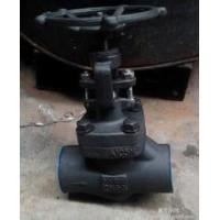 Quality forged steel; Threaded; and undertake welding globe valves 1500LB With SW End / Threaded End gate A105;gate valve for sale