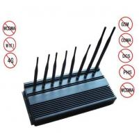 8 Channels Full Frequencies Cell Phone Signal Blocker with Good Cooling Manufactures