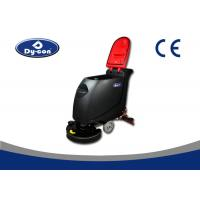 China Hand Push Industrial Floor Cleaning Machines , Multi Funtion Warehouse Cleaning Equipment on sale