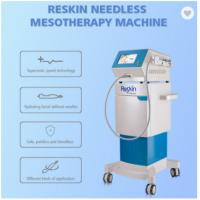 Skin Rejuvenation No Needle Mesotherapy Device , Oxygen Skin Treatment Machine Manufactures