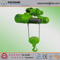 Hot Selling CD/MD Model Electric Hoist 10ton Manufactures