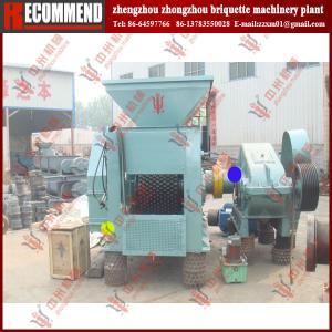 Zhongzhou 2015 Advance technical charcoal dust briquette making machine-86-13783550028 Manufactures