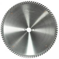 China TCT saw blade(Cross cutting saw blades for MDF, HDF, particle board, laminates, and bonded materials) on sale