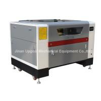 Cartoon Board Co2 Laser Engraving Machine with Rotary Axis UG-9060L Manufactures