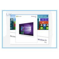 Geniune OEM Microsoft Windows 10 Operating System Pro Product Key 100% activation online Manufactures