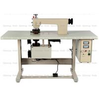 China 20Kh Ultrasonic Lace Sealing And Cutting Machine For Artificial Leather And Fabric Materials on sale