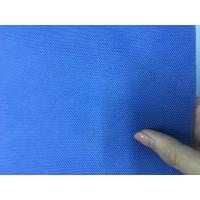 Medical Blue SMMS SMS Non Woven Fabric High Strength For Hospital Surgical Gown Material