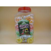 Green Low Fat Healthy Hard Candy Strawberry / Raspberry Taste For Holiday Manufactures