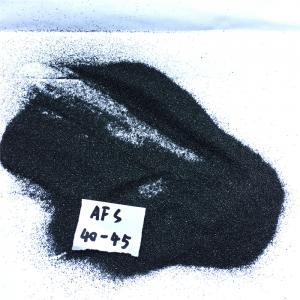 China High Cr2O3 sand blasting Foundry chromite sand/chromium ore sand on sale