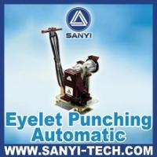 China Auto Eyelet Punching Machine on sale