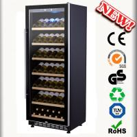 120 Bottles Wine Cooler Bag Wine Cooler No Vibration Wine Cabinets Manufactures