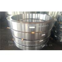 Large Stainless Steel Forging F304 F316 F51 F53 F55 F60 F321 F316Ti Hot Rolled Ring Manufactures