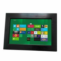 """Wide Screen Industrial Panel Mount Monitor 17.3"""" Industrial Lcd Panel CE FCC Listed Manufactures"""