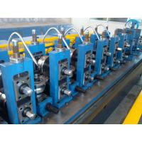 Oil Transportation Tube Forming Machine With HF Welding Safty Manufactures