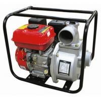 China WP-30 3 Inch Gasoline Water Pump , Self-Priming Centrifugal gas power water pump on sale