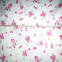 floral shivering calico fabric for girls skirt 100% cotton 40*40 133*72 57/58 Manufactures