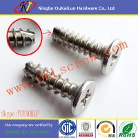 Buy cheap Stainless Steel Type BT Thread Cutting Screws from wholesalers