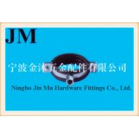 M8 Nut Fixed Rubber Insulated Clamps , 3 Inch Pipe Clamp With Rubber Lining Manufactures